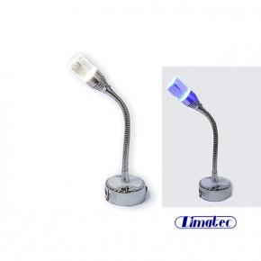 DIMATEC USB 긴 독서등 아크릴헤드